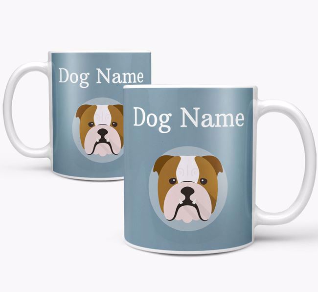 Personalized Dog Mug