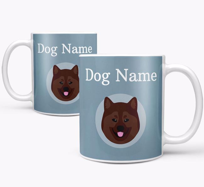 Personalized Eurasier Mug