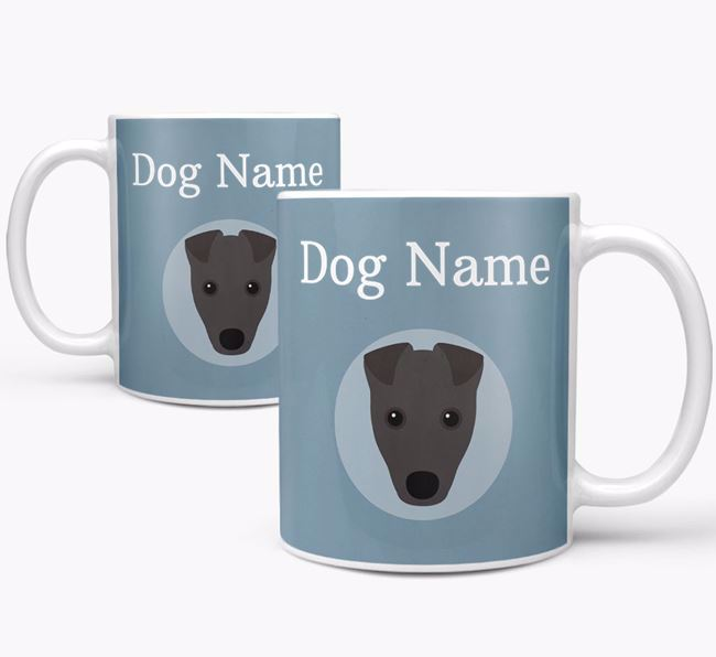 Personalized Fox Terrier Mug