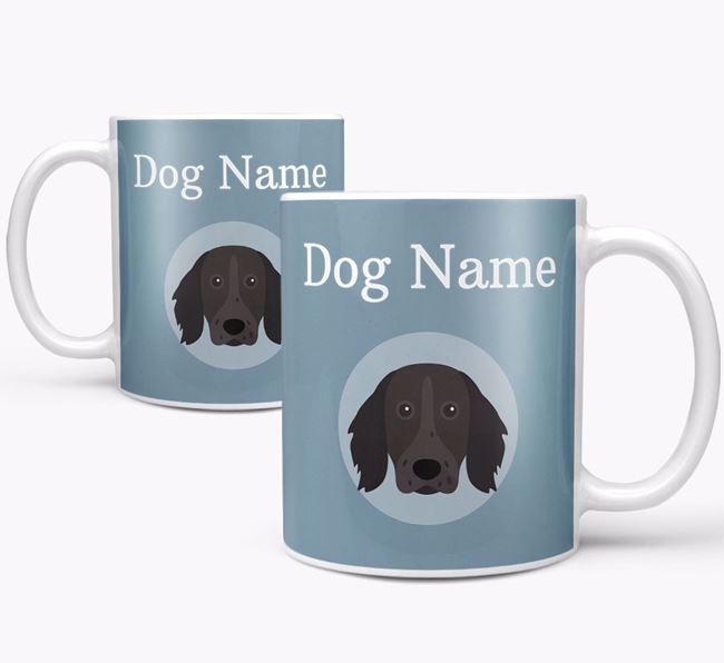 Personalized German Longhaired Pointer Mug