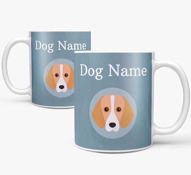Personalized Harrier Mug