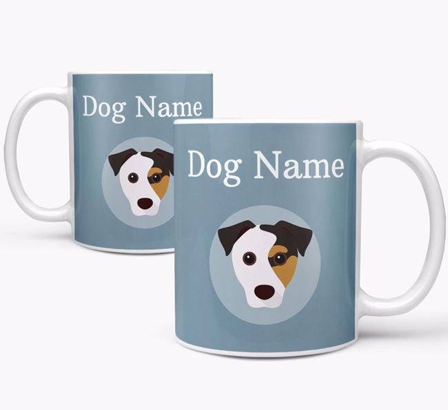 Personalized Jack Russell Terrier Mug