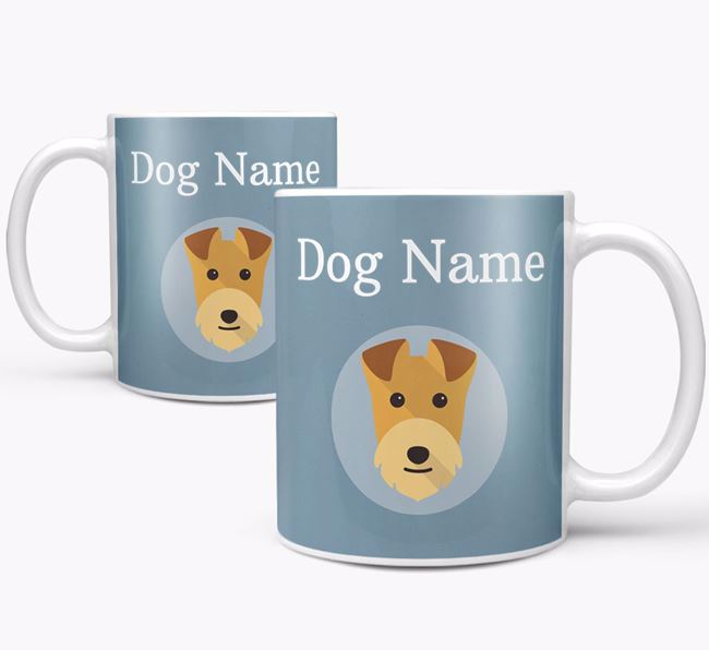 Personalized Lakeland Terrier Mug