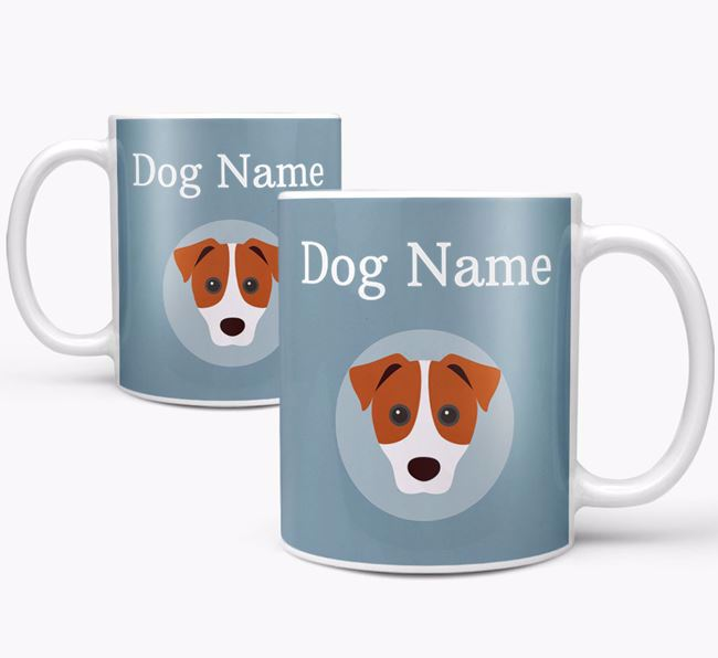 Personalized Parson Russell Terrier Mug