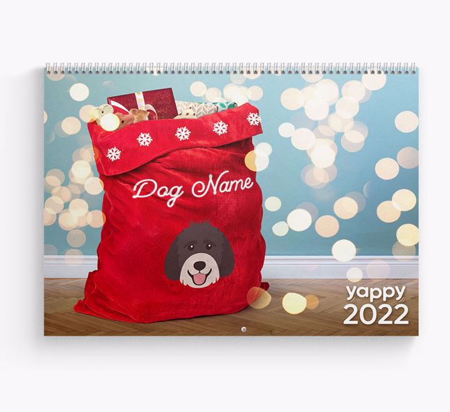 Personalized Your Dog's 2021 Calendar 2nd Edition