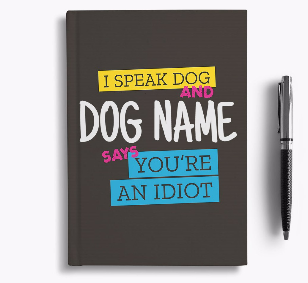 Notebook for Dogs