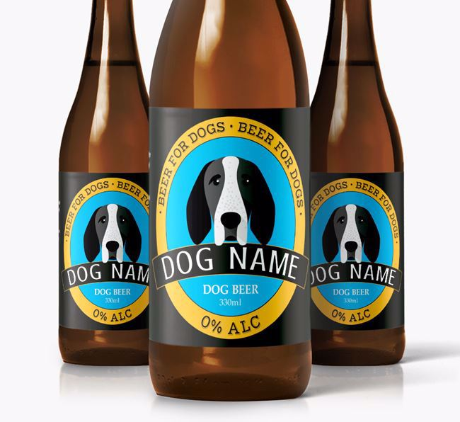 Personalised Auvergne Beer For Your Dog