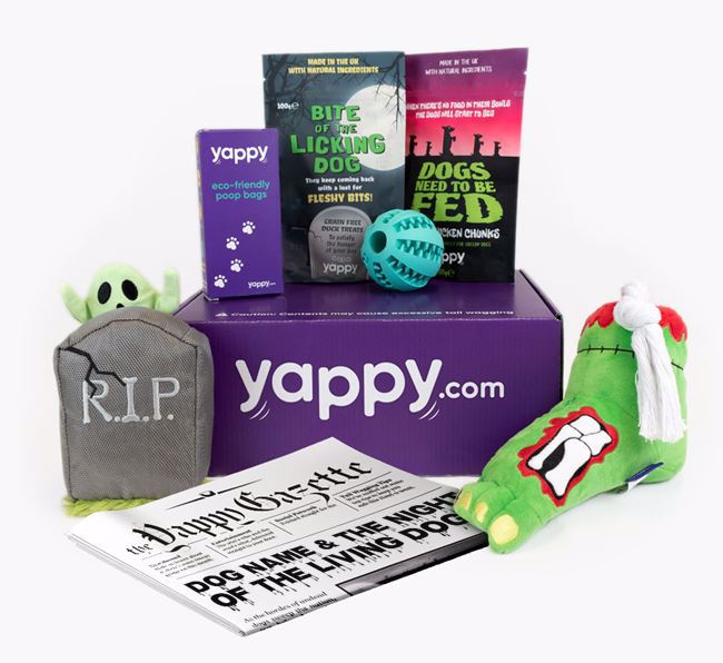 'Dawn Of The Dogs' Yappy Box