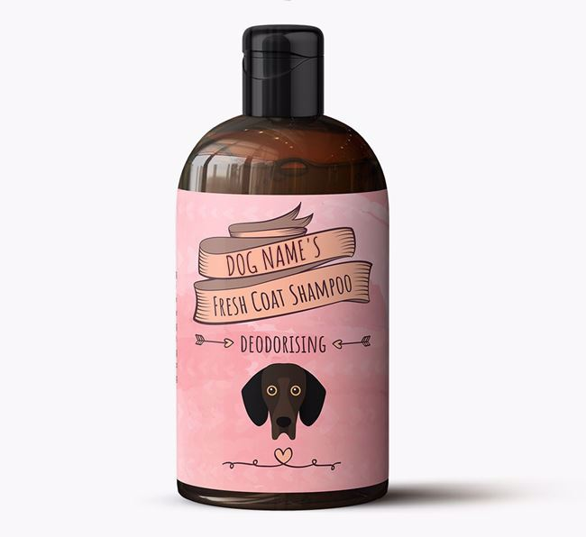 Personalised 'Fresh Coat' Shampoo for Your Dog