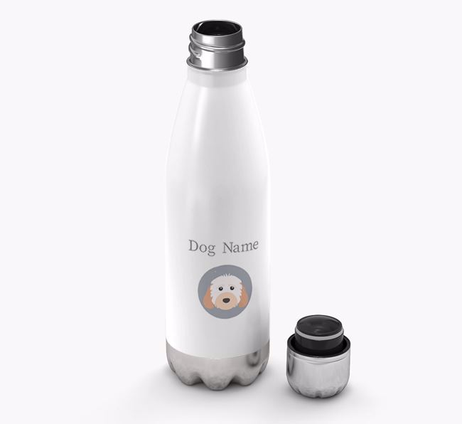 Personalized Cockapoo Yappicon Water Bottle