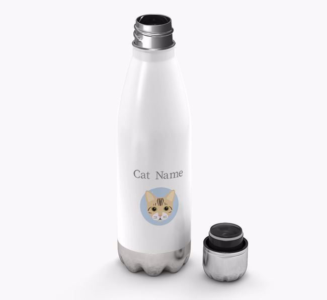 'Bengal Yappicon' - Personalized Water Bottle