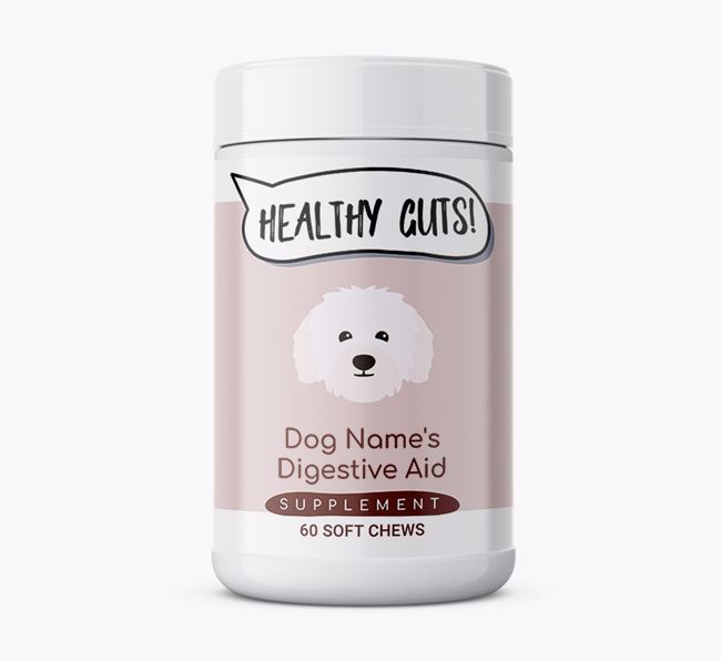 Digestive Aid Supplement for Bologneses