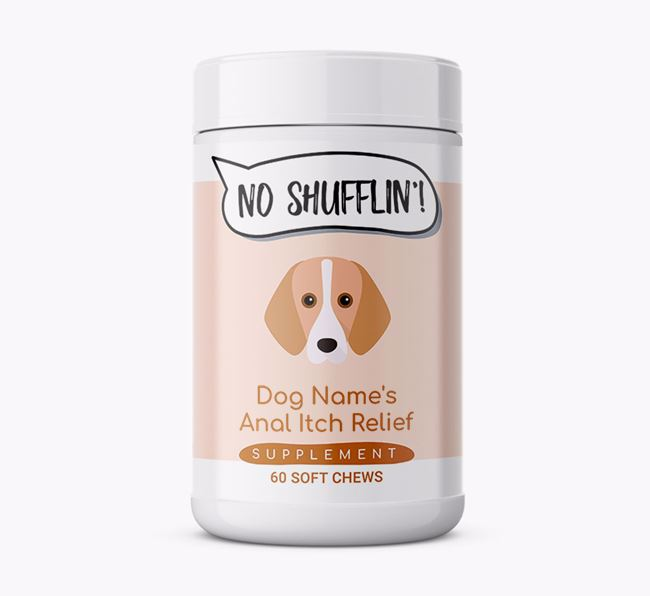 Anal Itch Relief Supplements for Foxhound
