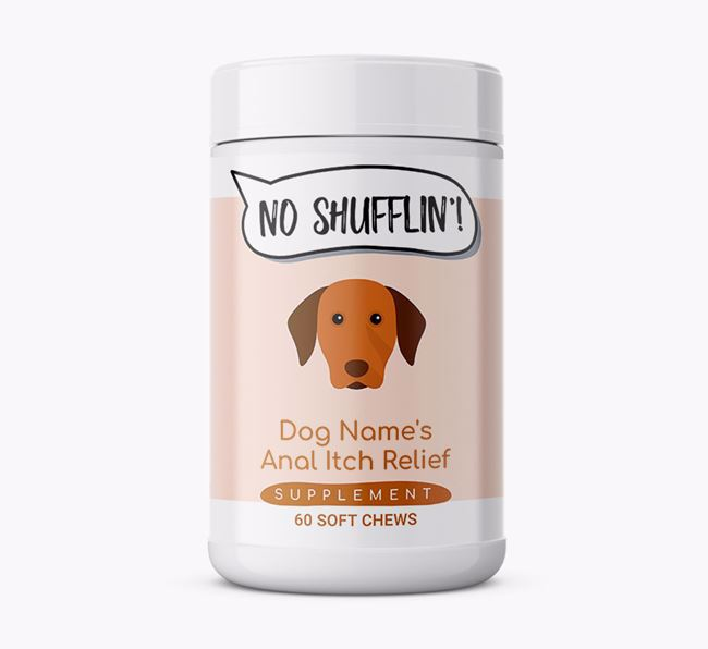 Anal Itch Relief Supplements for Dog