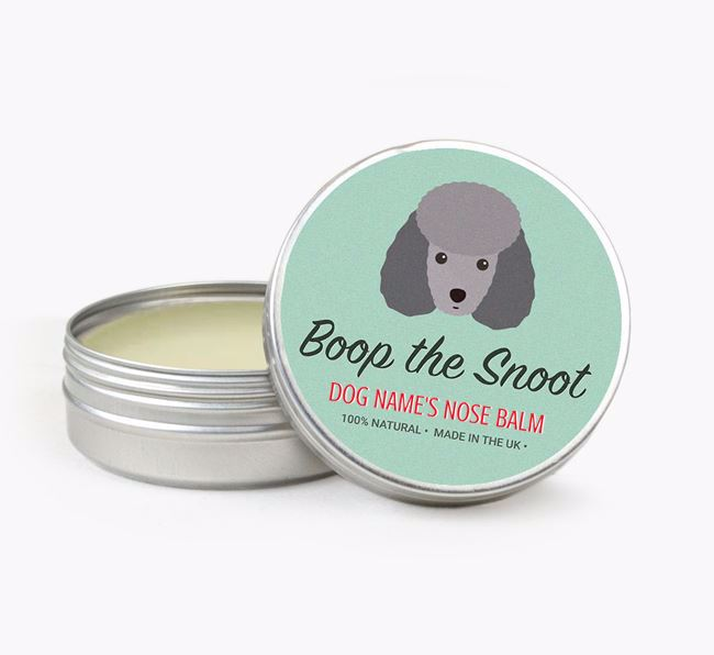 Personalised 'Boop the Snoot' Nose Balm