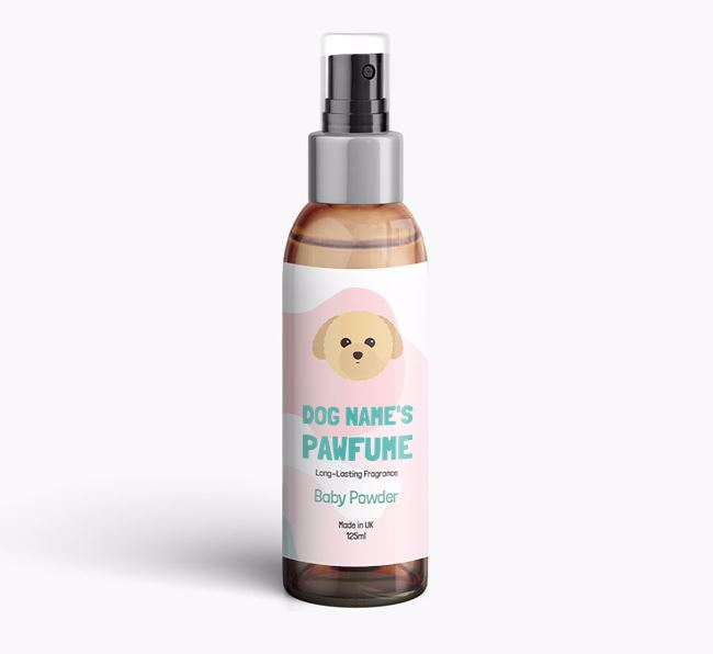 'Paw-fume' for your Toy Poodle