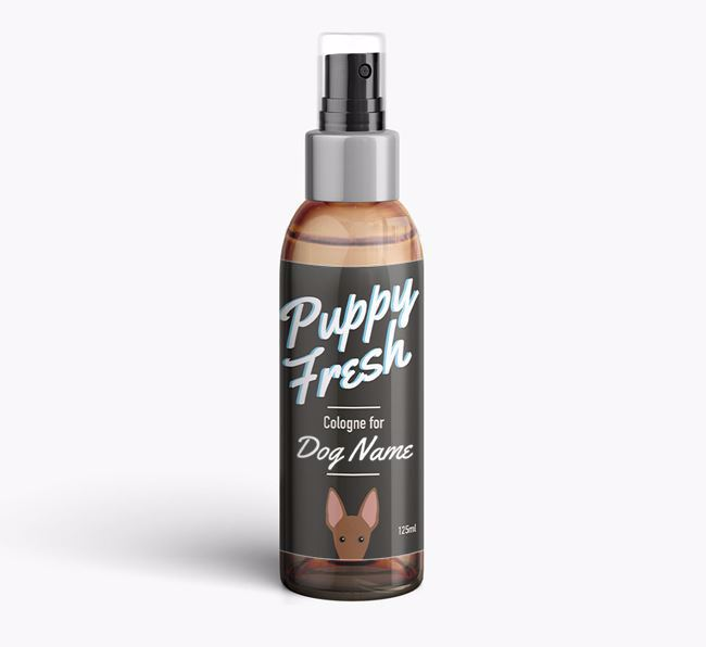 'Puppy Fresh' Fragrance for your American Hairless Terrier