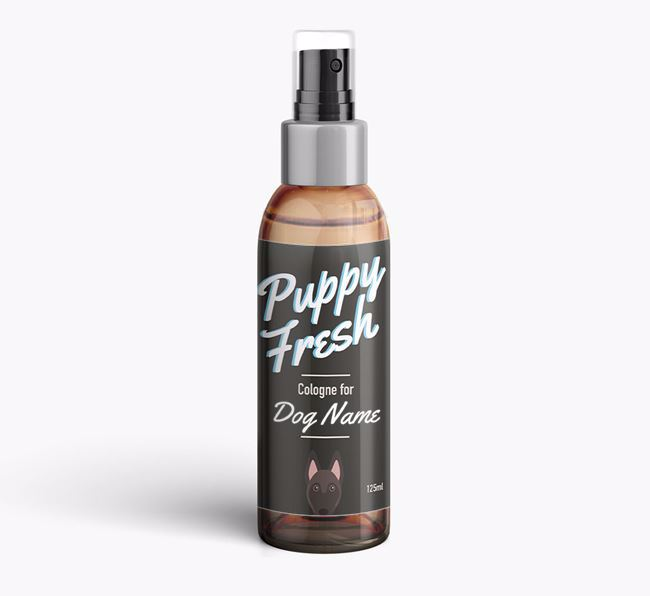'Puppy Fresh' Fragrance for your Belgian Malinois