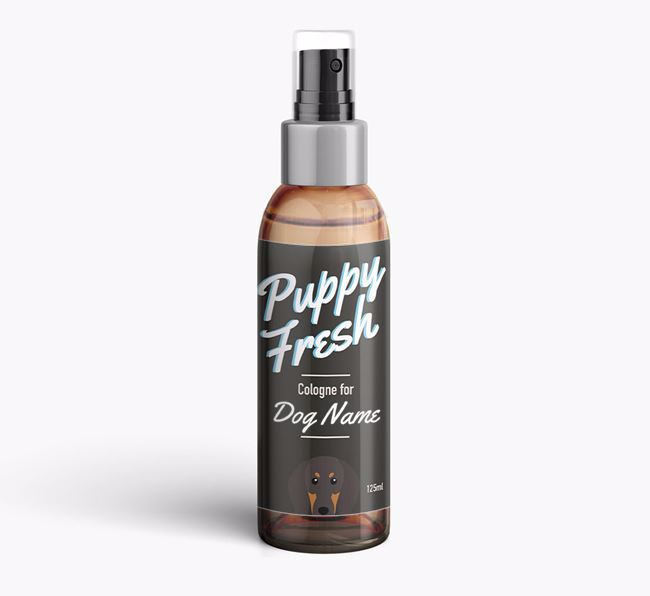 'Puppy Fresh' Fragrance for your Black and Tan Coonhound