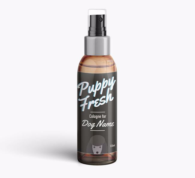 'Puppy Fresh' Fragrance for your Toy Poodle