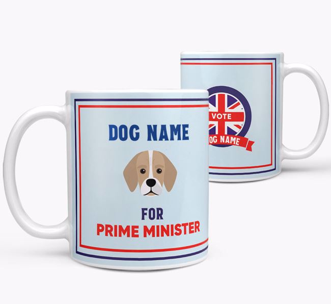 Personalised 'Prime Minister' Mug for your Bassugg