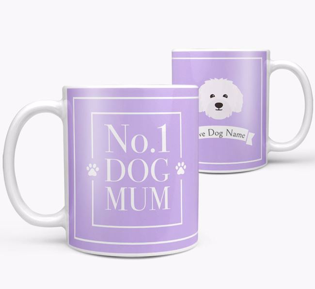 Personalised 'No.1 Mum' Mug from your Bolognese