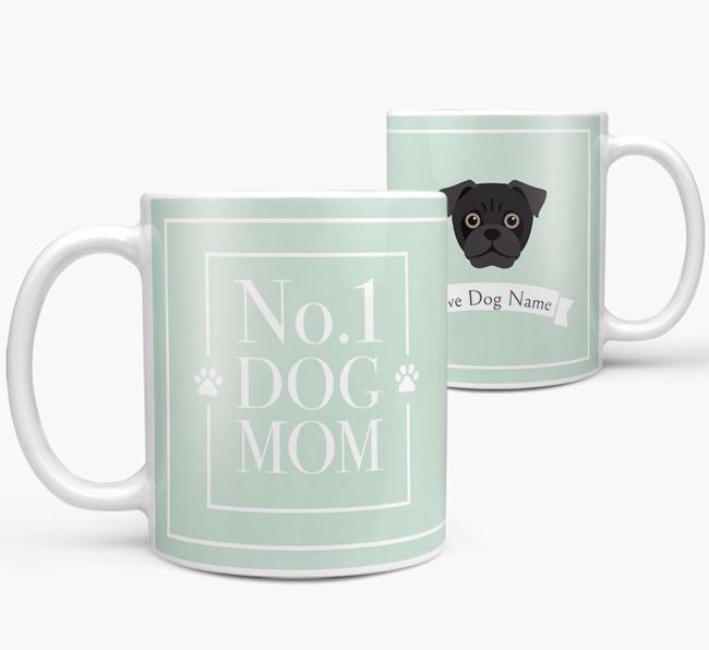 Personalised 'No.1 Mom' Mug from your Jug