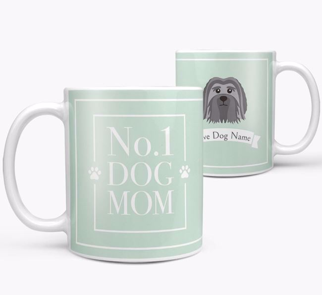 Personalised 'No.1 Mom' Mug from your Löwchen