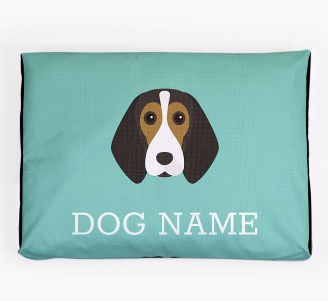 Personalised Icon Dog Bed for your Beagle