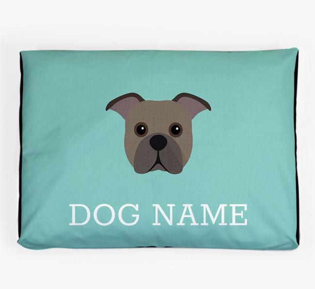 Personalised Icon Dog Bed for your Bugg