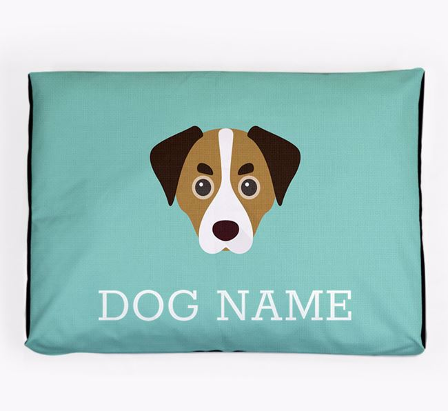 Personalised Icon Dog Bed for your Cheagle