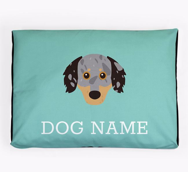 Personalised Icon Dog Bed for your Chiweenie