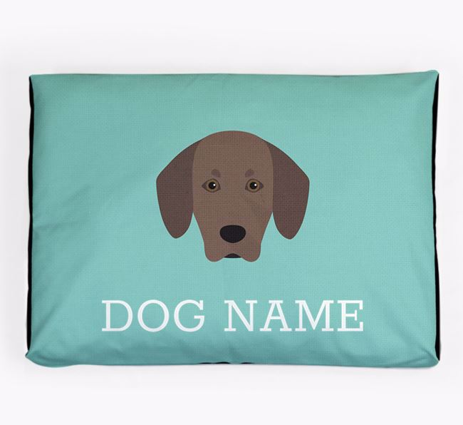 Personalised Icon Dog Bed for your Cockador