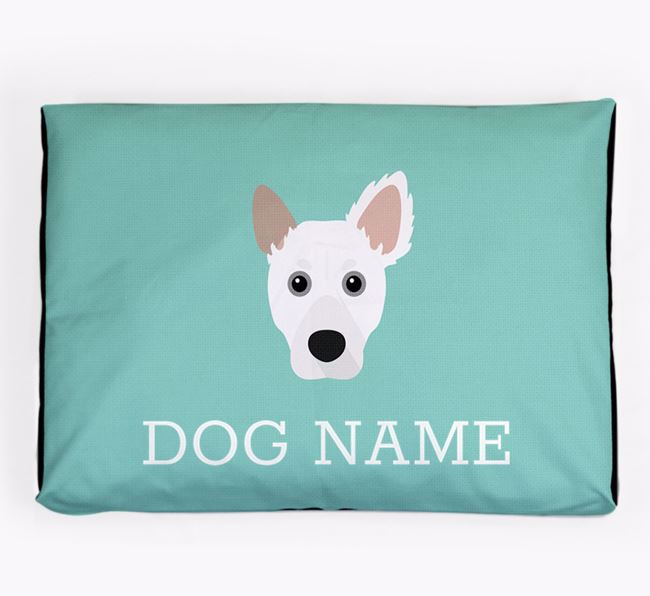 Personalised Icon Dog Bed for your Dameranian