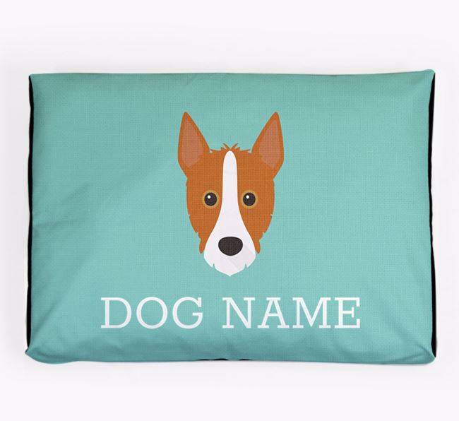 Personalised Icon Dog Bed for your Portuguese Podengo