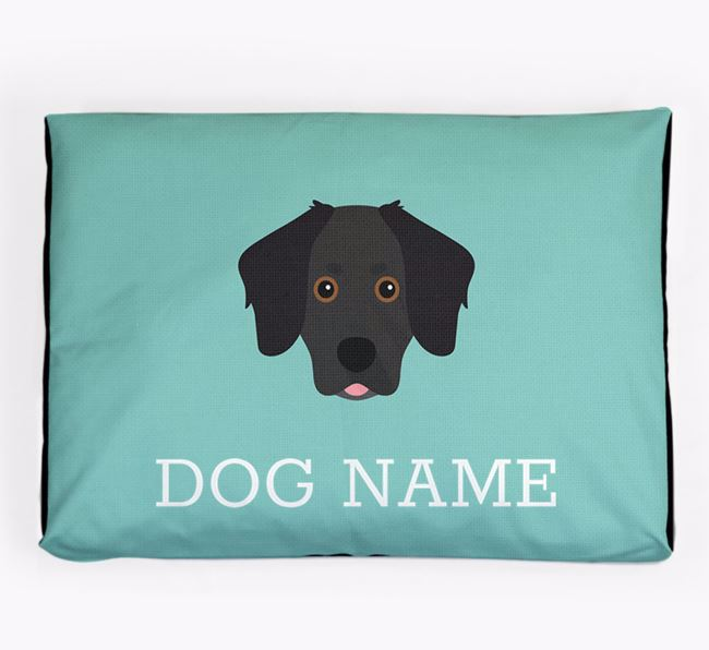 Personalised Icon Dog Bed for your Stabyhoun