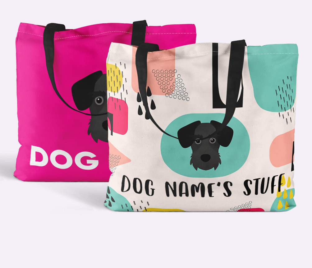 Personalised Dog Bags