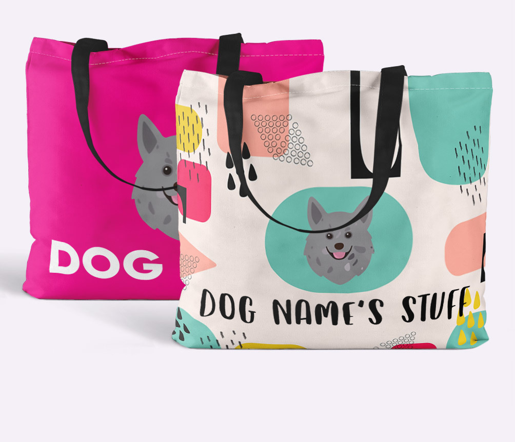 Personalized Dog Bags