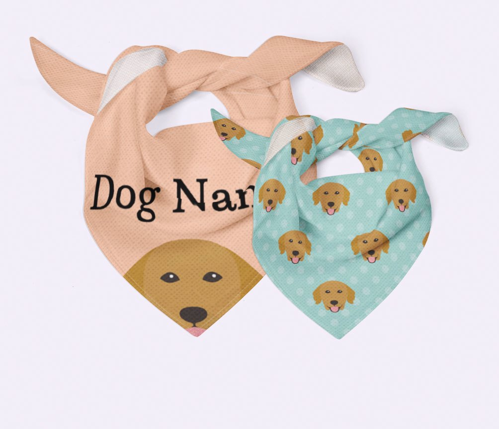 Personalized Bandanas