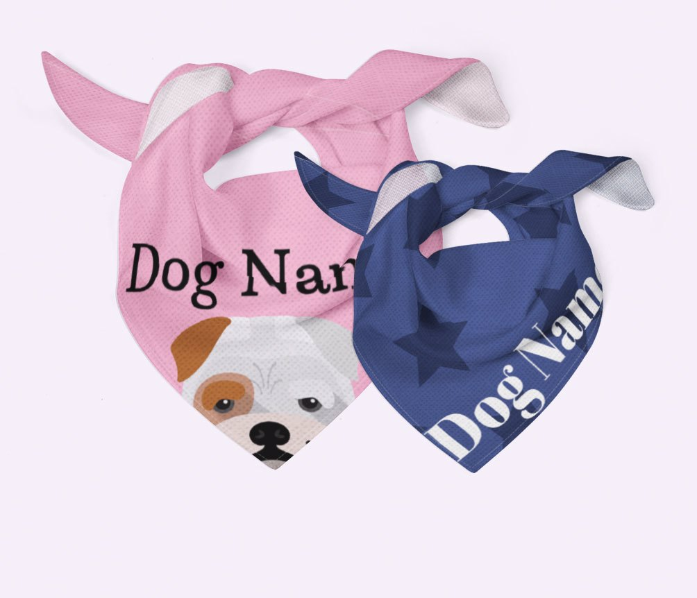 Personalised Bandanas