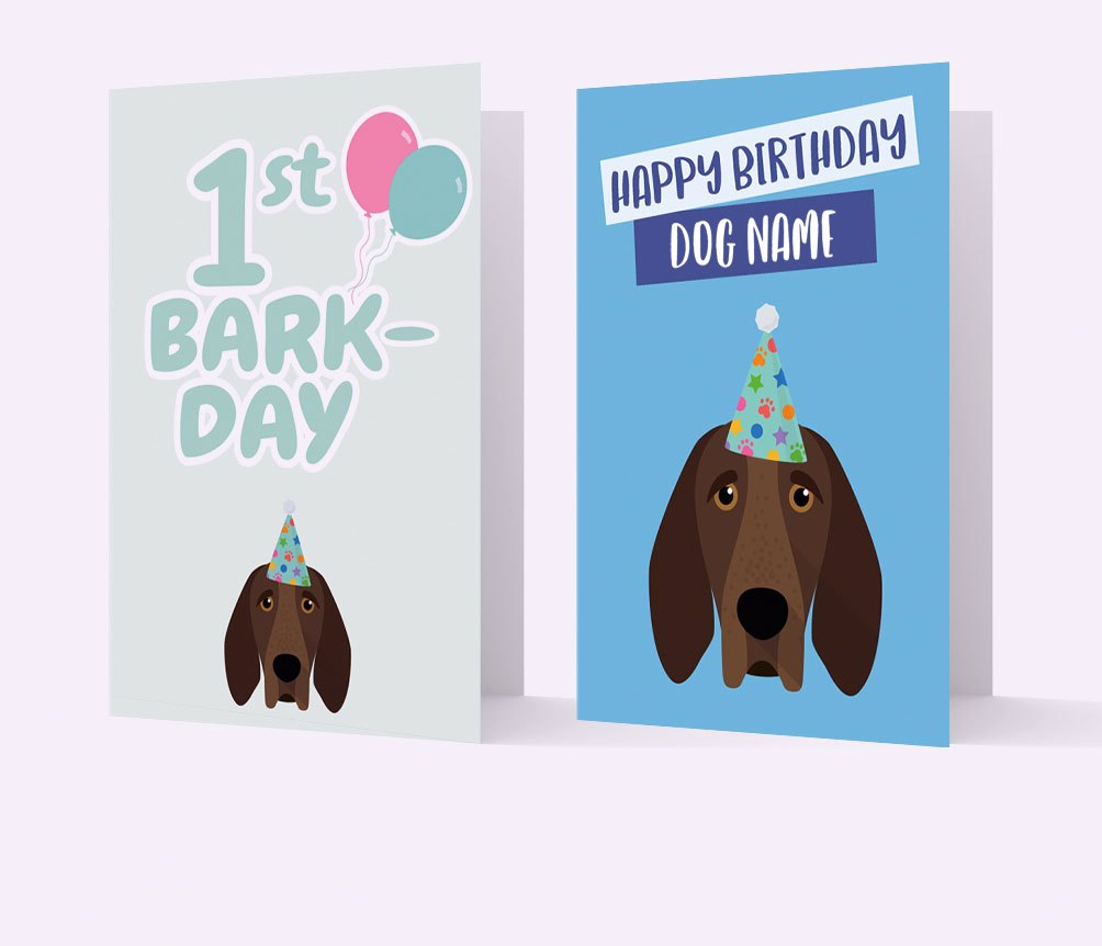 Personalized Birthday Cards