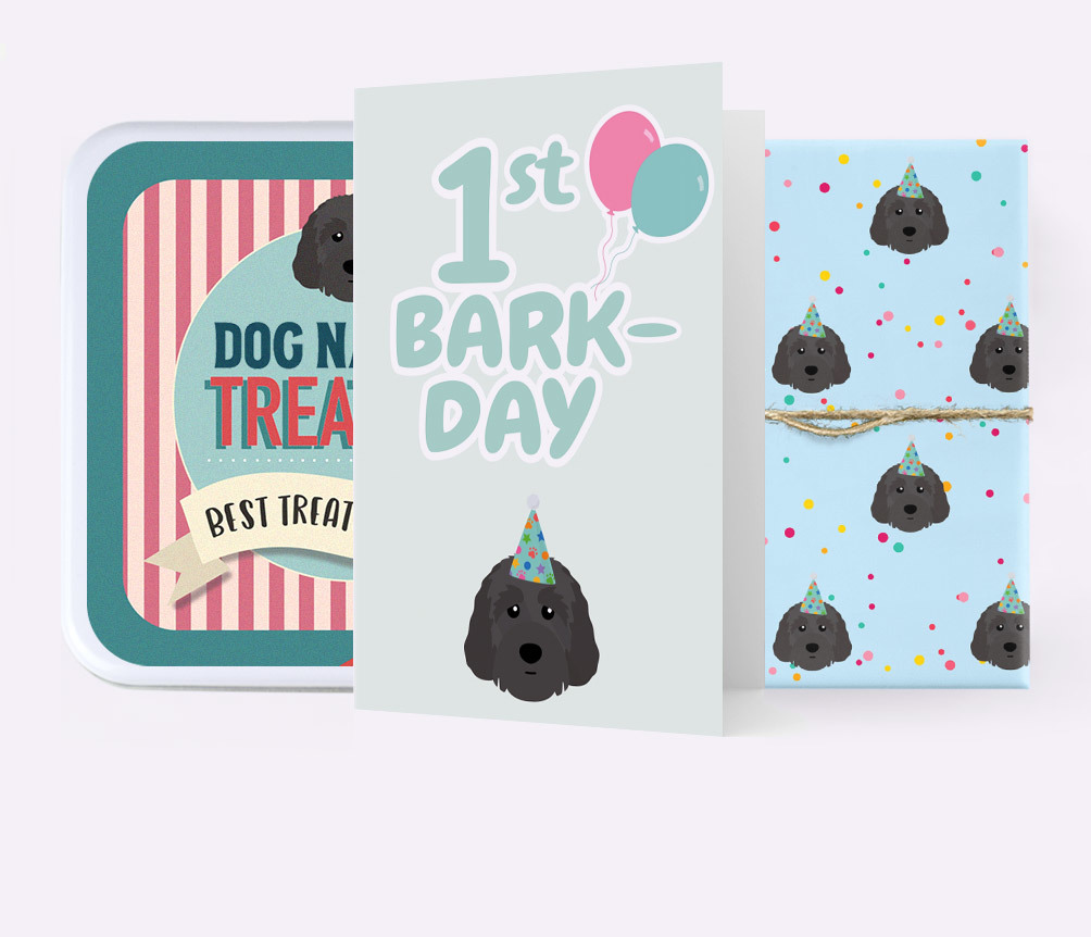 Dog Birthday Gifts & Cards