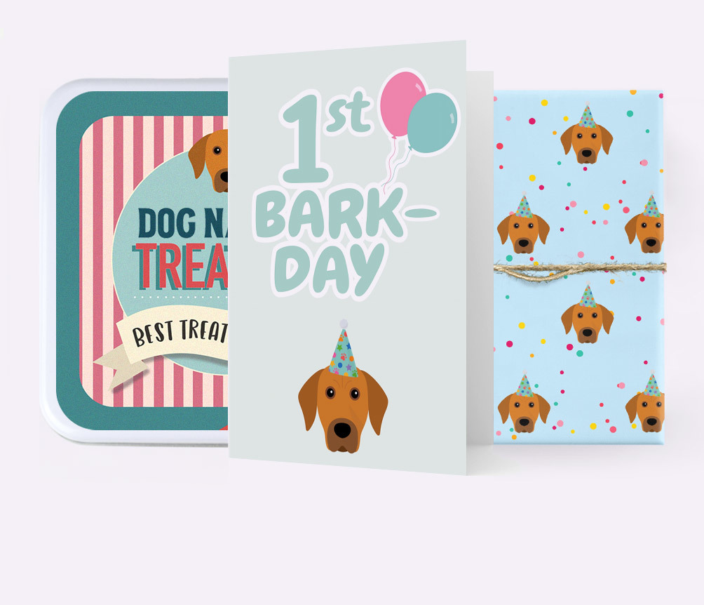 Dog Birthday Gifts