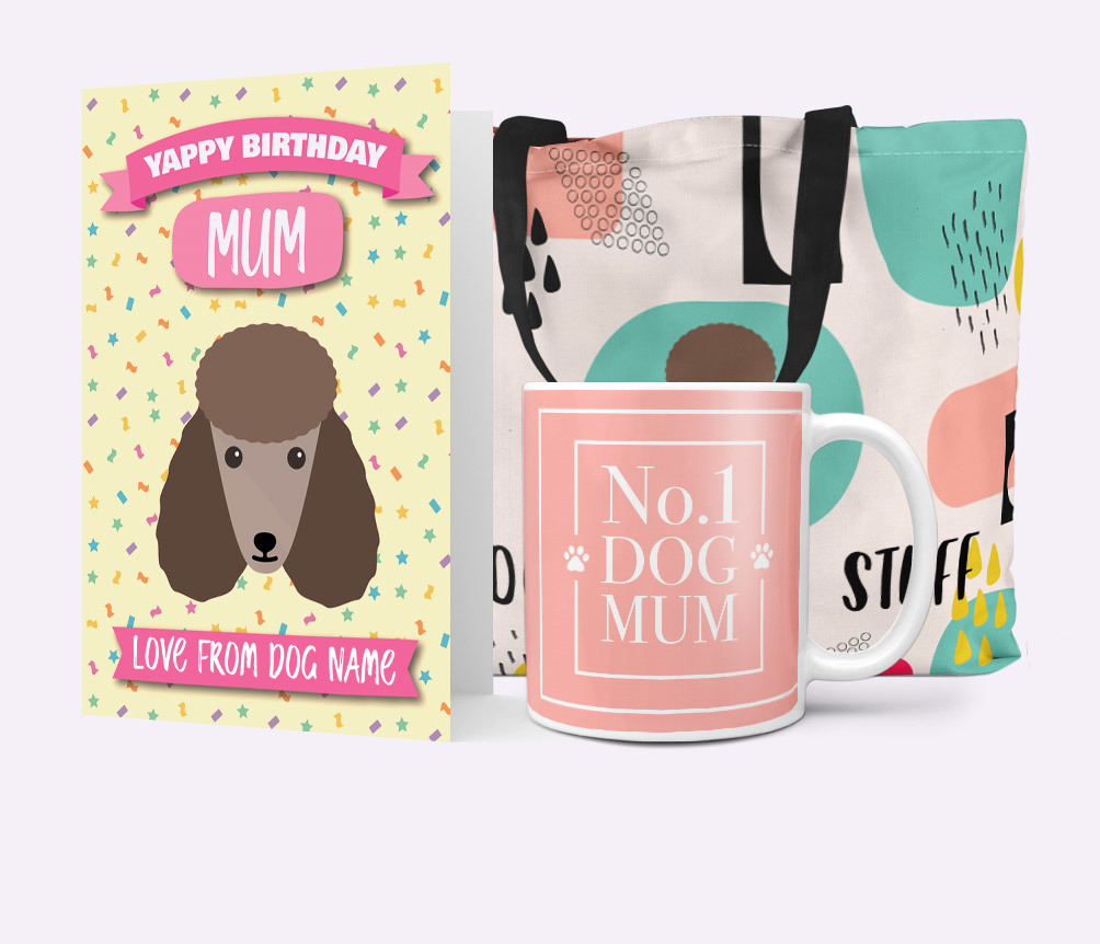 Birthday Gifts for Dog Mums