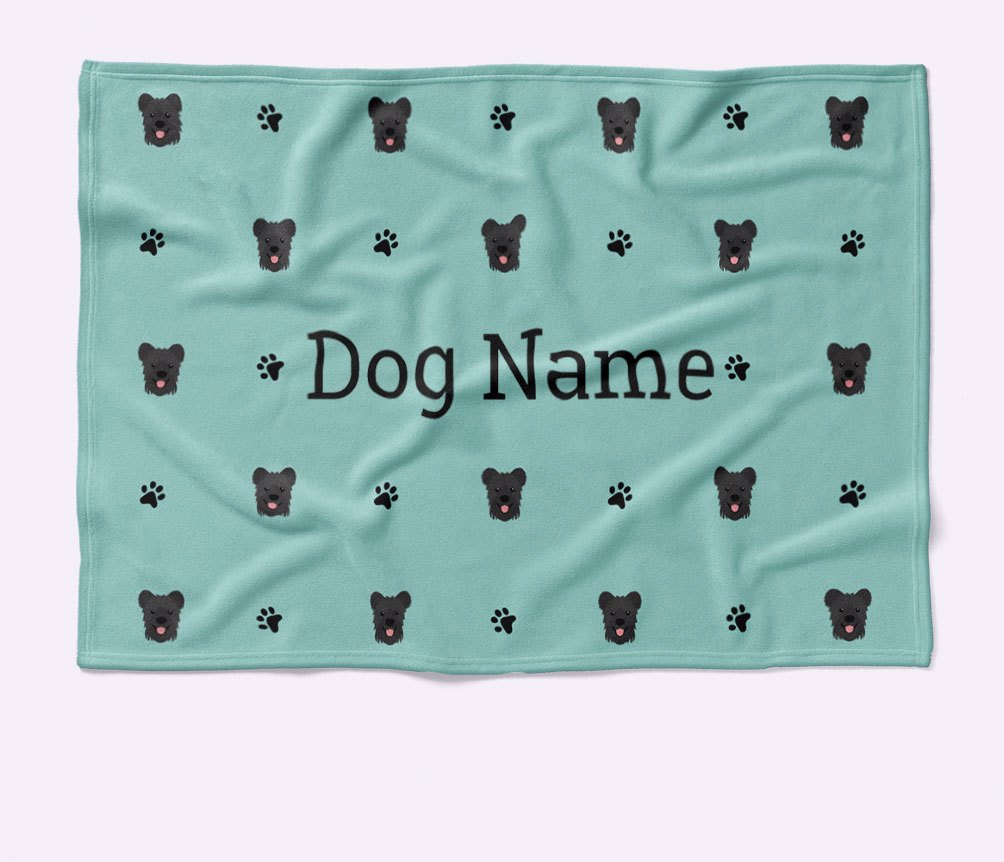 Personalized Dog Blankets