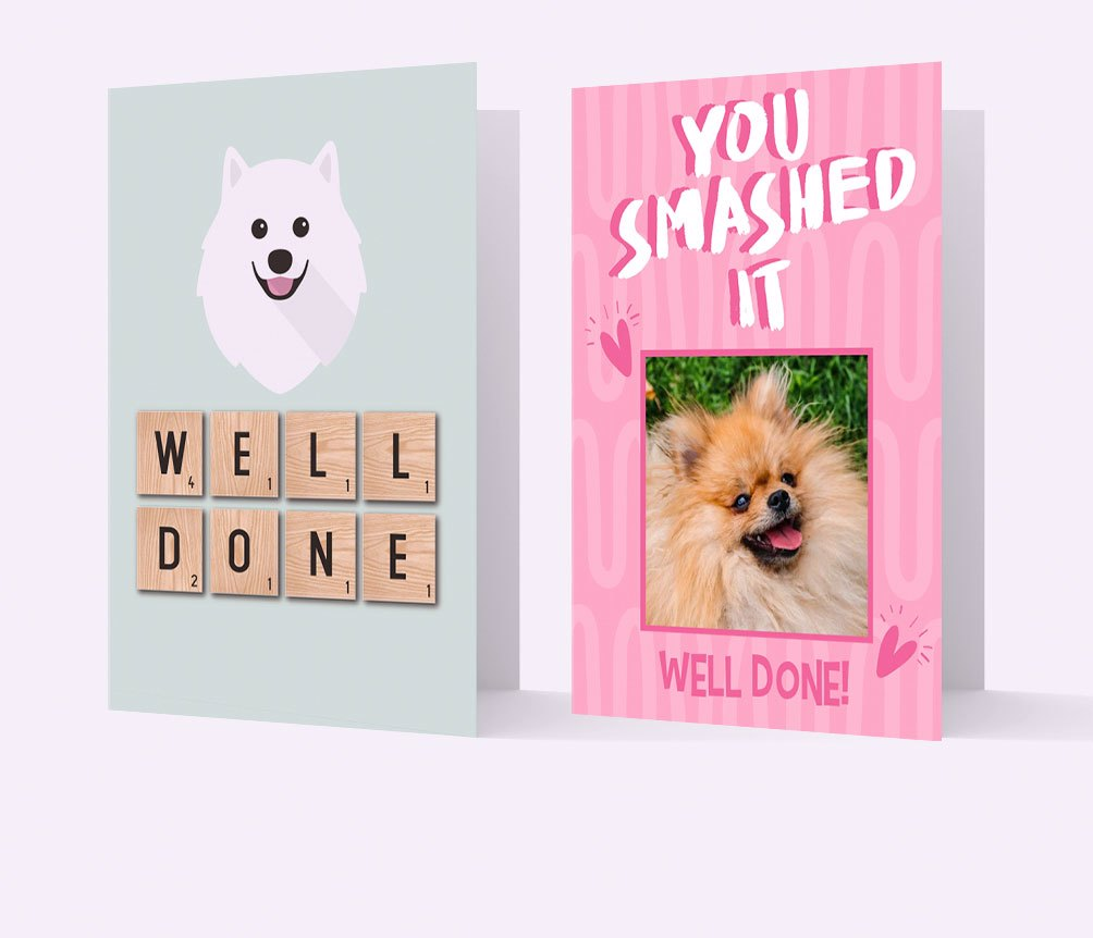 Personalised Congratulations Cards