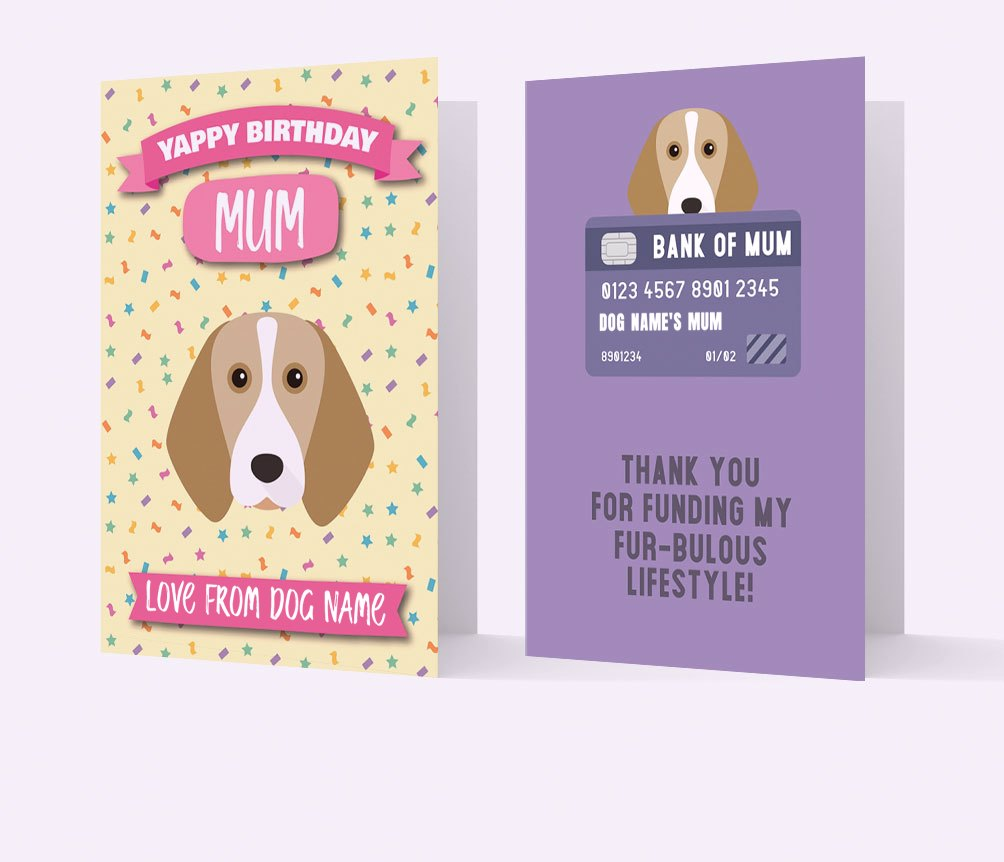 Cards for Dog Mums