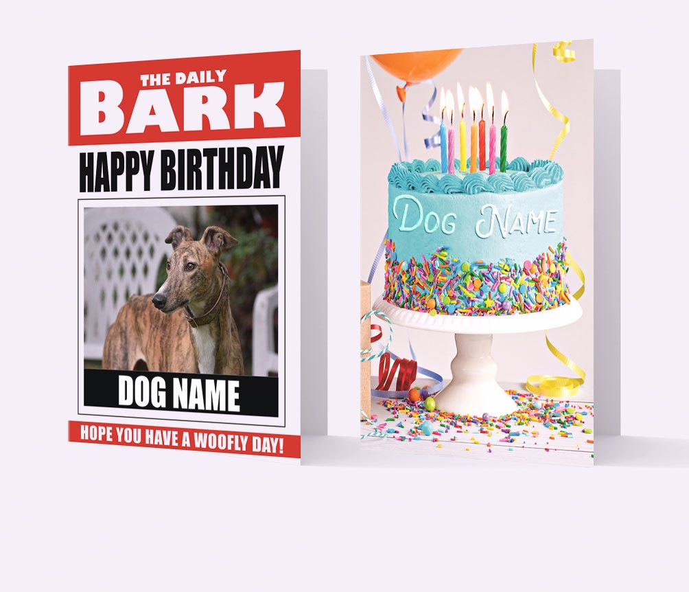 Best Selling Personalised Cards