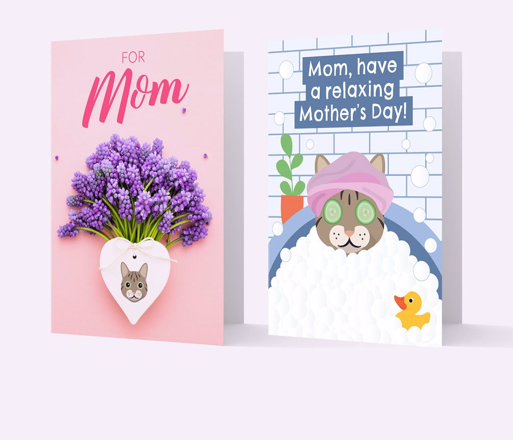 Personalized Mother's Day Cards