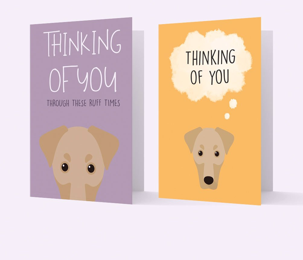 Personalised Thinking Of You Cards